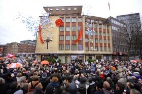 Il 21 gennaio 2012,  la Chiesa di Scientology di  Amburgo ha inaugurato la sua sede completamente ristrutturata al numero 9 di Domstrasse, nella piazza Altstadt, nel centro storico di Amburgo.