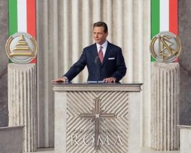 Il signor David Miscavige, Presidente del Consiglio di Amministrazione del Religious Technology Center e leader ecclesiastico della religione di Scientology, ha presieduto all'inaugurazione della nuova Chiesa di Scientology di Roma.