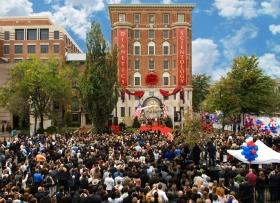 Il 31 ottobre 2009, 3.000 Scientologist ed ospiti hanno partecipato all'inaugurazione della nuova Chiesa Fondatrice di Scientology. L'edificio è stato completamente restaurato, dal momento che è uno dei principali siti storici di Washington.